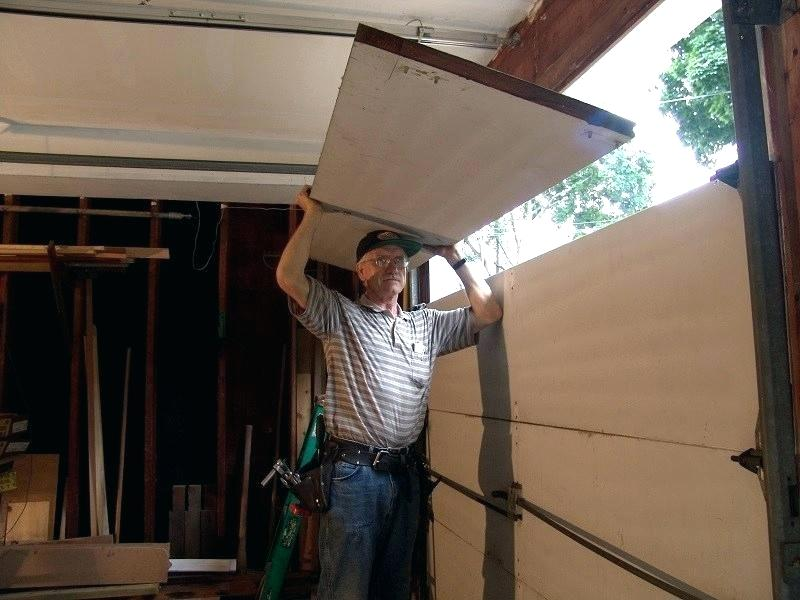 What Can Be the Reasons for Replacement of Garage Door?