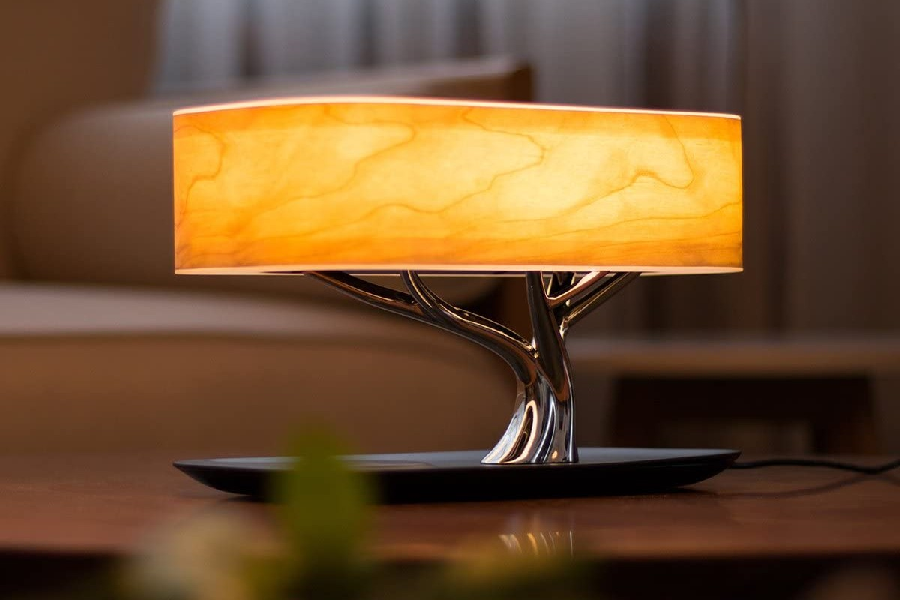 How to choose a table lamp for a child?