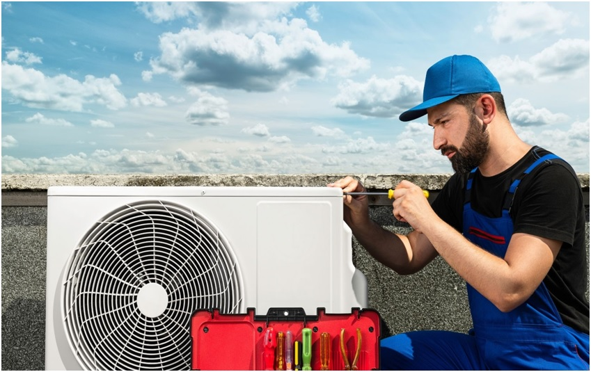 What are the common issues associated with the HVAC system?